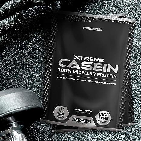Xcore Sachet Xtreme Casein 33 g Chocolate Proteína De ...