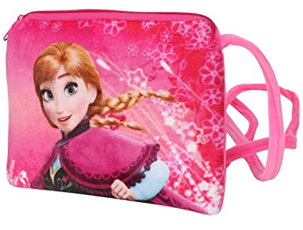 Amazon Chords Dark Pink Disney Frozen Young Princess Anna Sling