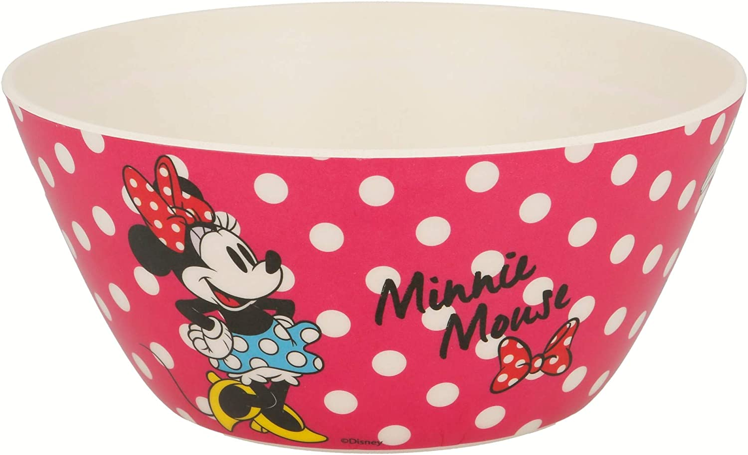 CUENCO BAMBU CONICO MINNIE MOUSE - DISNEY - GLAM DOTS: Amazon.es ...