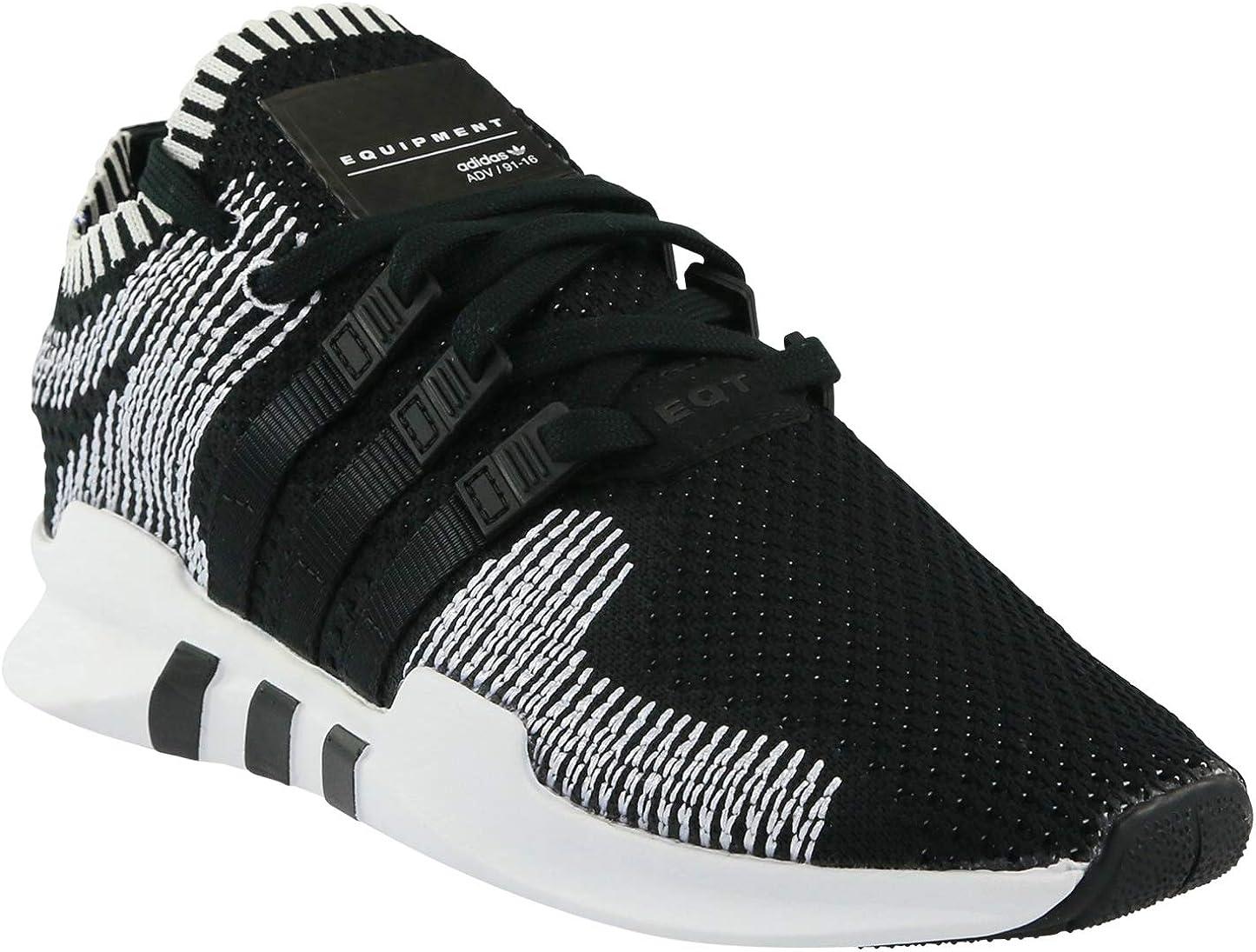 Adidas Herren EQT Support ADV PK Sneaker Schwarz Negbas Negbas Ftwbla