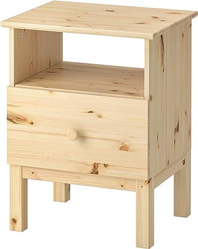 Cheap IKEA Tarva Nightstand modern nightstand for sale