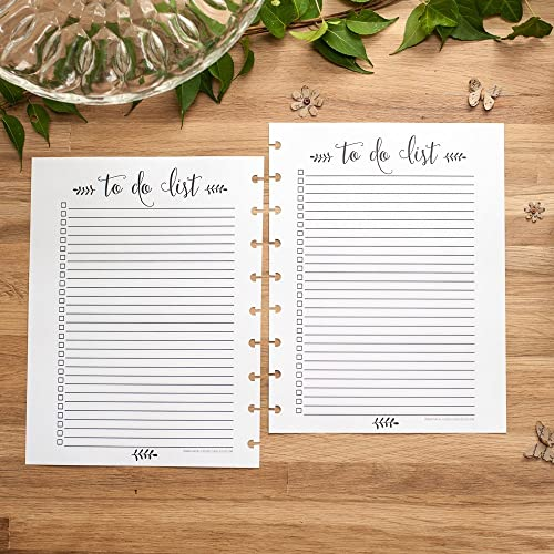 To Do List for the Happy Planner,