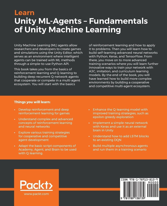 Buy Learn Unity ML-Agents - Fundamentals of Unity Machine
