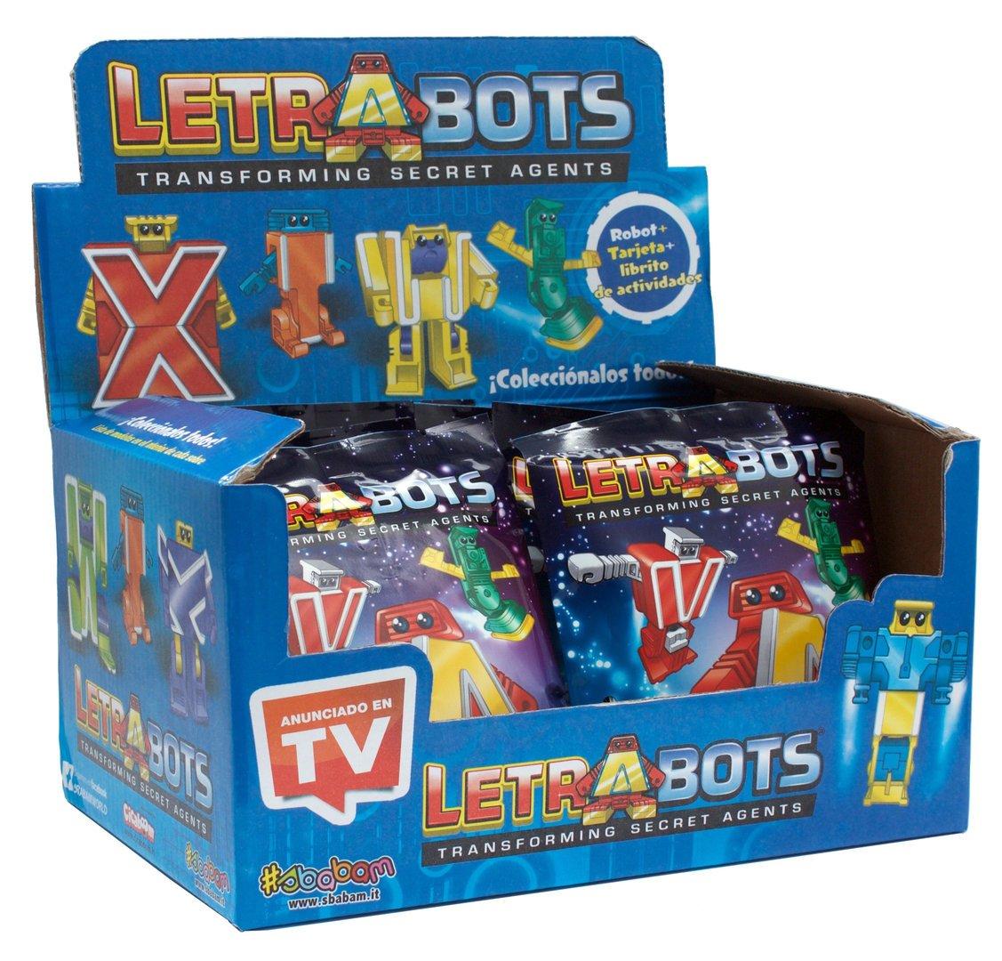 Letrabot - Expositor 16 Unidades