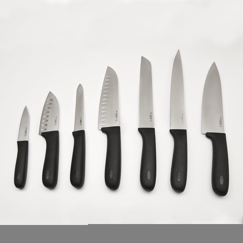 amazon com oxo good grips mini santoku knife santoku knives