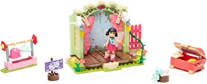 Mega Construx Welliewishers Garden Theatre Emerson Buildable Playset