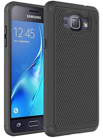 new product be875 4f3d9 J1 2016 Case, Galaxy Amp 2 Case, Galaxy Express 3 Case, NOKEA [Shock  Absorption] Hybrid Armor Defender Protective Case Cover for Samsung Galaxy  J1 ...