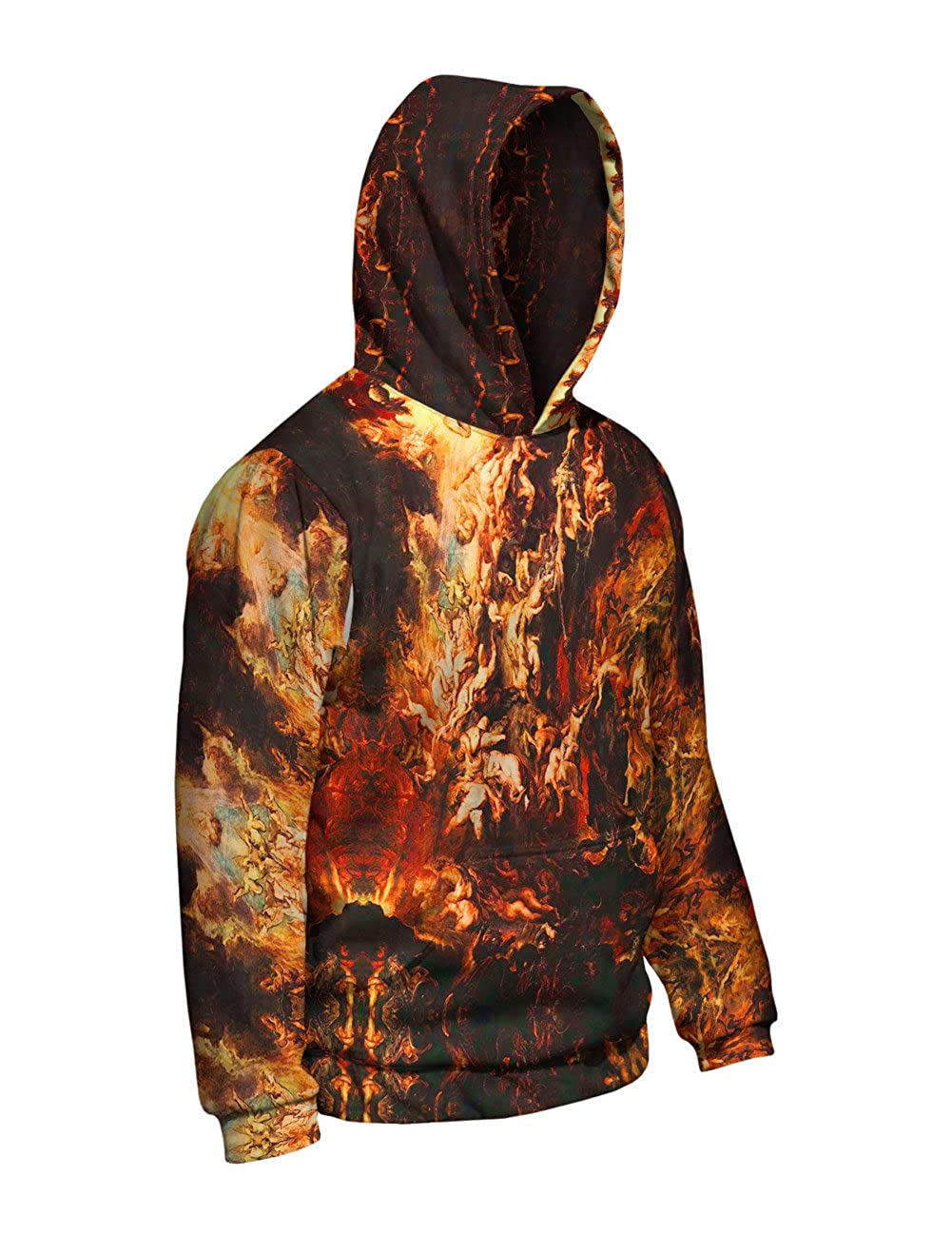 Allover Print The Fall of t Mens Hoodie 2739 Yizzam- Peter Paul Rubens