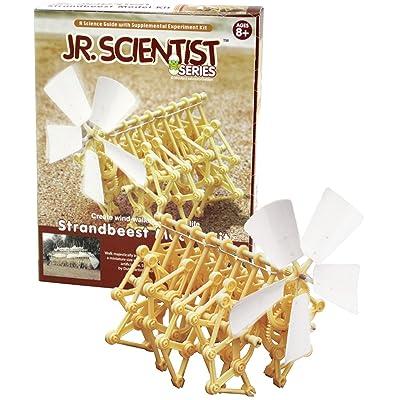 Elenco Strandbeest Model Kit: Toys & Games