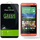 HTC Desire 610 Glass Screen Protector, Dmax Armor [Tempered Glass] 0.3mm 9H Hardness, Anti-Scratch, Anti-Fingerprint, Bubble Free, Ultra-clear
