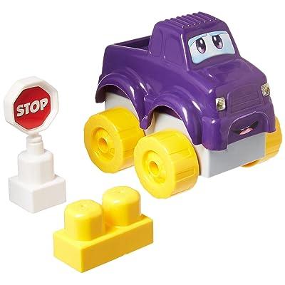 Kids@Work Autoshellz Purple Car Stacking Blocks Set: Toys & Games