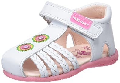 0e4939ede Pablosky Girls  25807 Closed Toe Sandals  Amazon.co.uk  Shoes   Bags