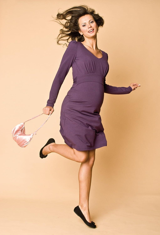 Torelle Damen 2in1 Umstandskleid mit Stillfunktion MOLITA