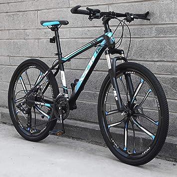 AISHFP para Hombre de la Bici Adulta de la montaña, Estructura ...