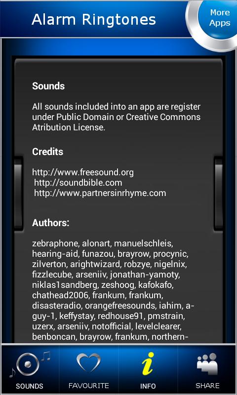 Amazon.com: Alarm Ringtones: Appstore for Android