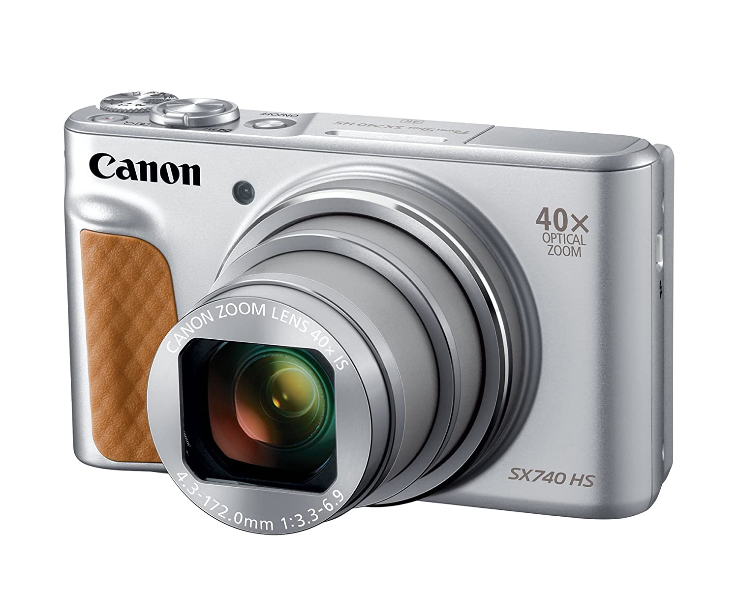 Canon PowerShot SX740 Review