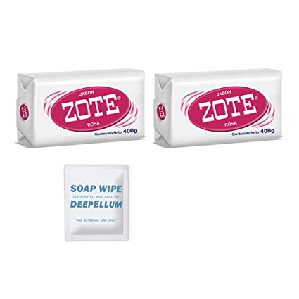 Zote Laundry Soap Bar, Stain Remover Laundry Detergent for Clothes, Catfish Bait, Super
