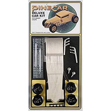Bandit Coupe Pine Wood Derby Kit Cars Amazon Canada