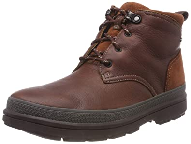 Chaussures Clarks Chelsea Gtx Rushwaymid Bottes Homme OOgBf