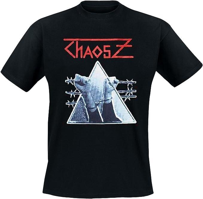Chaos Z Ich Bin M/üll Doch Ihr Seid Dreckig T-Shirt