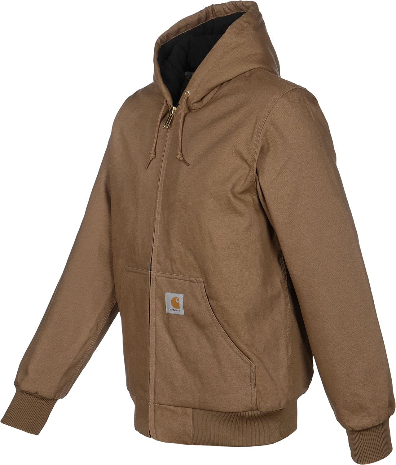 Carhartt WIP Active Chaqueta hamilton brown rigid: Amazon.es ...