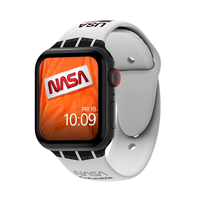 f21945e3504 Image Unavailable. Image not available for. Color  MobyFox 42MM Smartwatch  Band Compatible with Apple Watch Series 1 ...