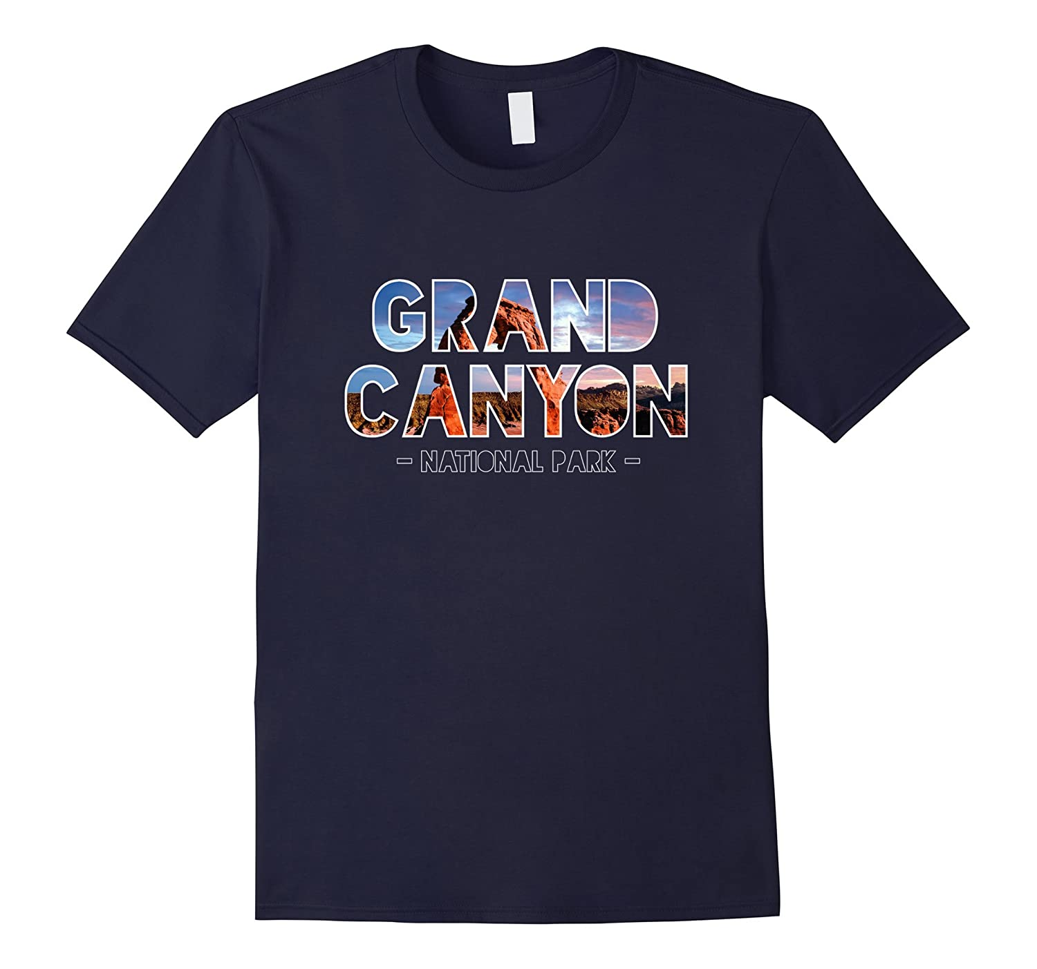 Grand Canyon National Park T Shirt - Arizona Souvenir Gift-TJ