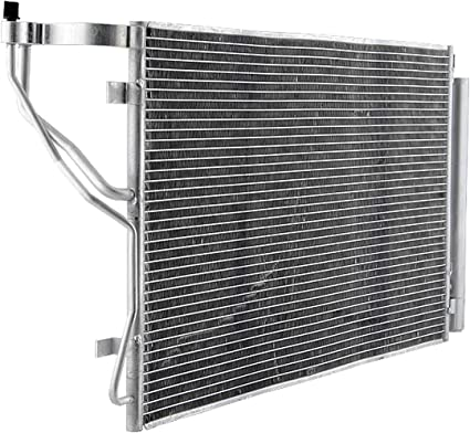 Radiator Assembly Aluminum Core Direct Fit for Sonata Optima Cadenza 2.4L New