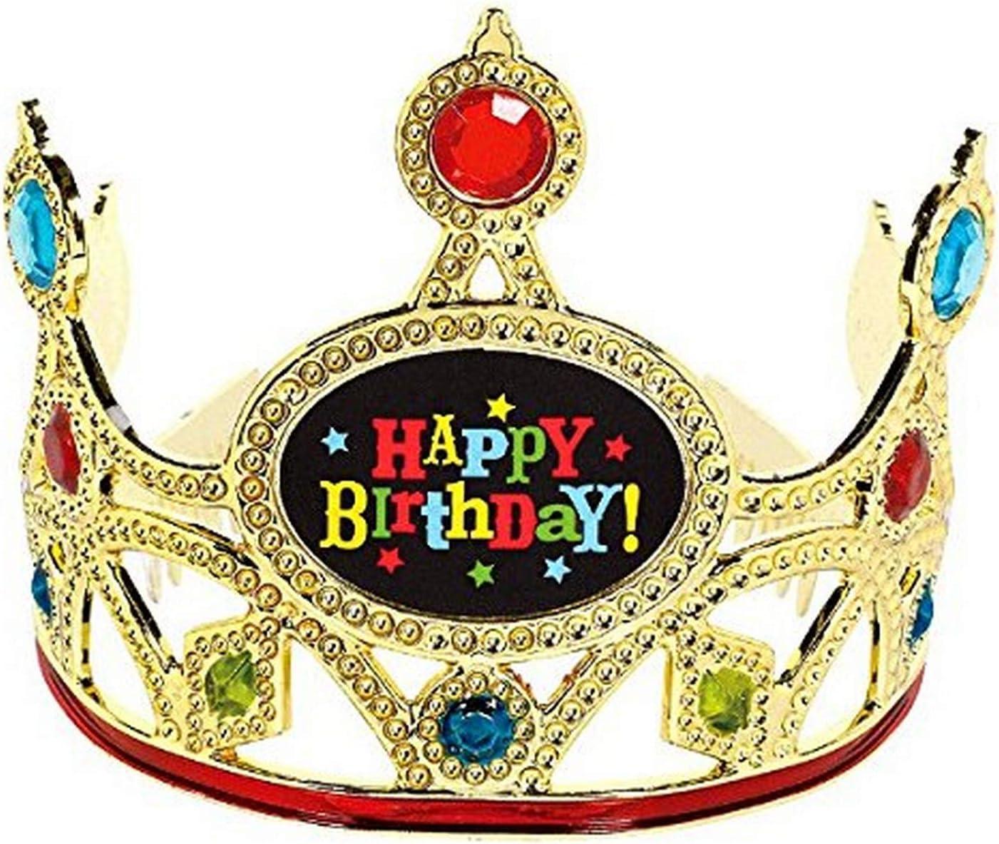 Amazon.com: Cumpleaños Kids brillante de colorido Jeweled ...
