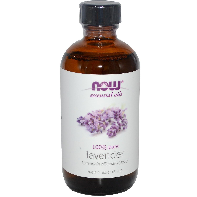 Now Foods Lavender Oil, 4 oz (Pack of 2)