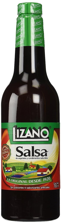 Lizano Salsa 23.7 fl oz | 23oz: Amazon.com: Grocery ...
