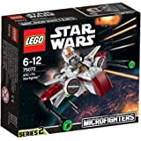 LEGO Star Warstm - 75072 - Jeu De Construction - Arc - 170 Starfighter