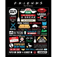 Mini Poster Friends Infographic