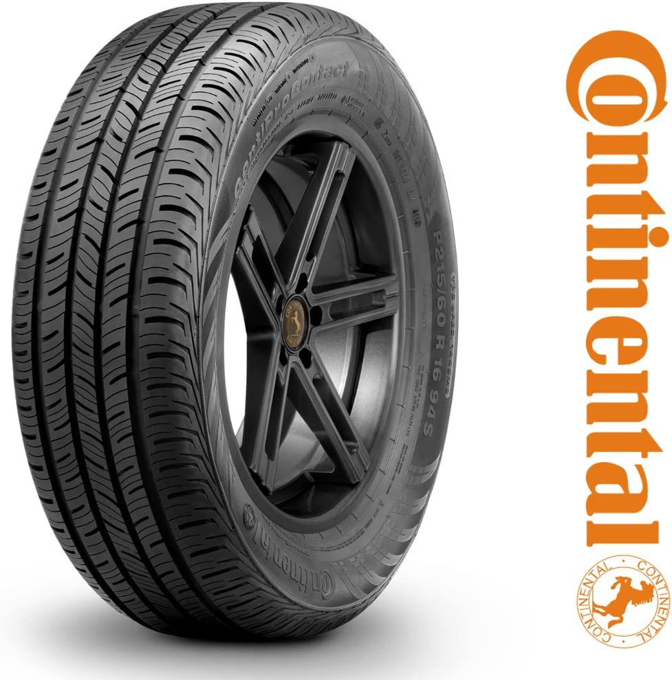 Continental ContiProContact Radial}