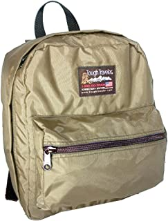 """product image for Tough Traveler  """"Elementary"""" Children's Backpack   Made in USA (Tan)"""