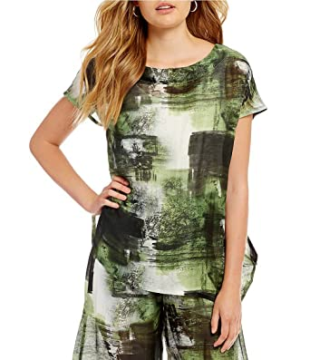 d40d062143 Bryn Walker Light Linen Silk IVY Shirt