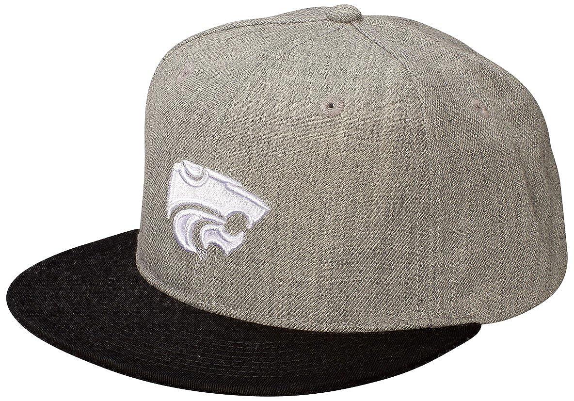 NCAA Montana Grizzlies Adult Men Mile High 5280 Flat Brim Snap Back Adjustable Size