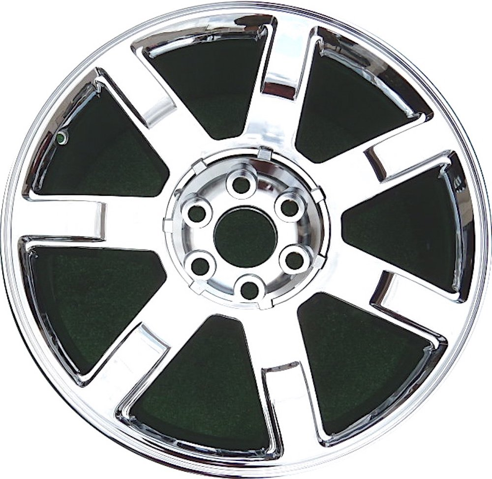 New 22'' x 9'' Replacement Wheel for Cadillac Escalade 2007-2013 Rim Chrome 5309 9598755