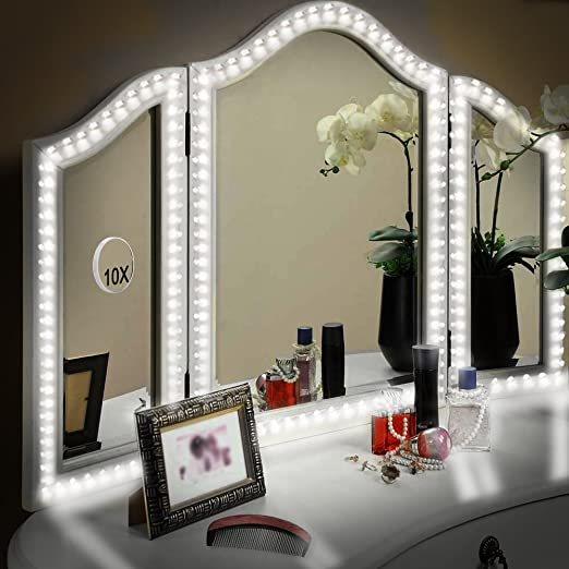 Amazon.com: Litake Vanity Mirror Lights for Makeup Dressing ...