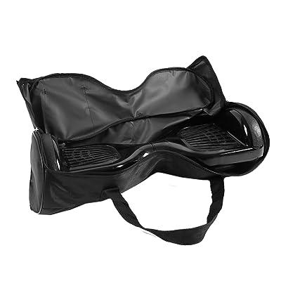 Xskate bag10-black poche porte Overboard, noir, 10