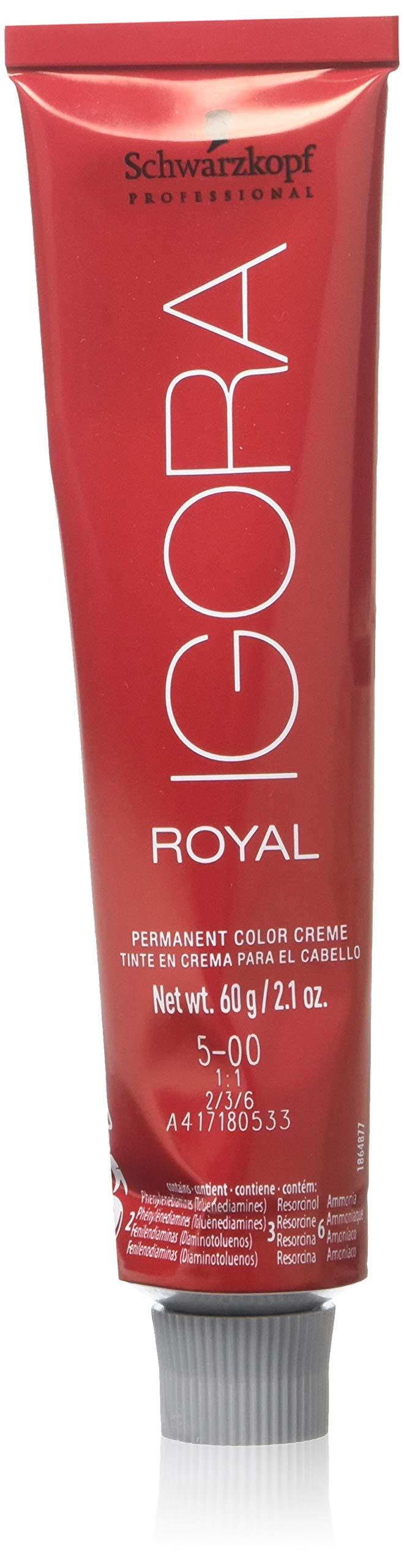 Amazon Schwarzkopf Professional Igora Royal Permanent Hair