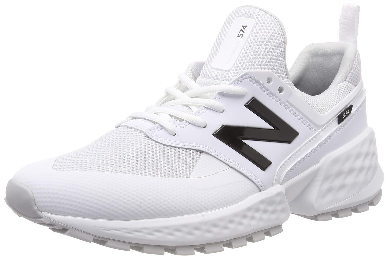new balance 574s all white