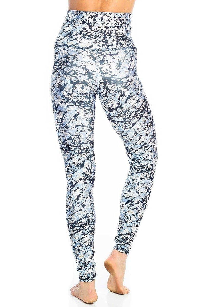Emily Hsu Designs Romy Legging Womens Active Workout High Waisted Yoga Leggings