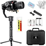 Zhiyun Crane Plus 3 axis Handheld Gimbal Stabilizer Crane V2 Upgrade Ver 2018 for Sony Panasonic Fujifilm Canon Nikon DSLR & Mirrorless Cameras with 5.5lb Payload Timelapse Motion Memory FPV POV Mode