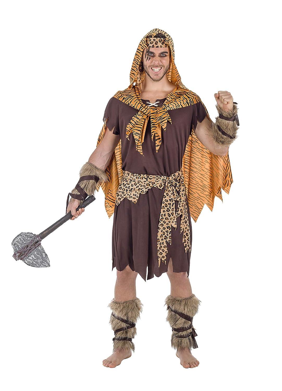 Banyant Toys Disfraz Cavernicola Hombre XL: Amazon.es: Juguetes y ...