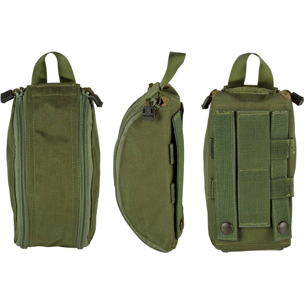 Eagle IFAK w/Combat Gauze- OD GREEN by North American Rescue