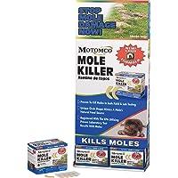 Motomco Mole Killer Grub Formula (4 Placements)