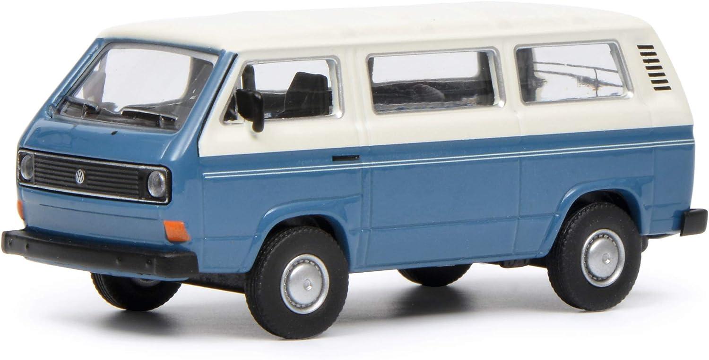 flecktarn 1:87 Schuco 452636600 VW T3 Bus Bundeswehr NEu in OVP