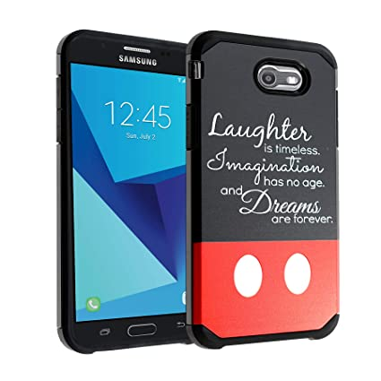 Amazon.com: IMAGITOUCH - Carcasa híbrida para Samsung Galaxy ...