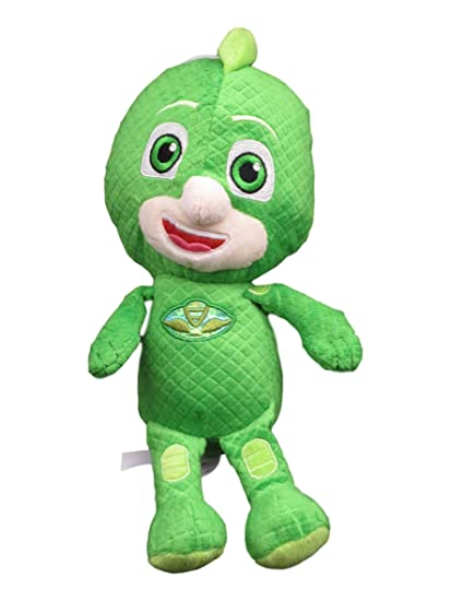 "PJ Masks Gekko 12"" Tall Plush Doll"